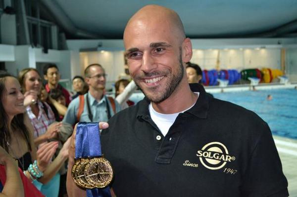 Goran Colak Medals