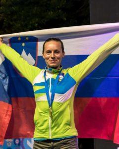 Zlata medalja na evropskem prvenstvu v Turčij