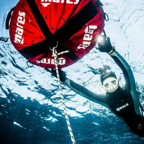 Mares freediving Buoy