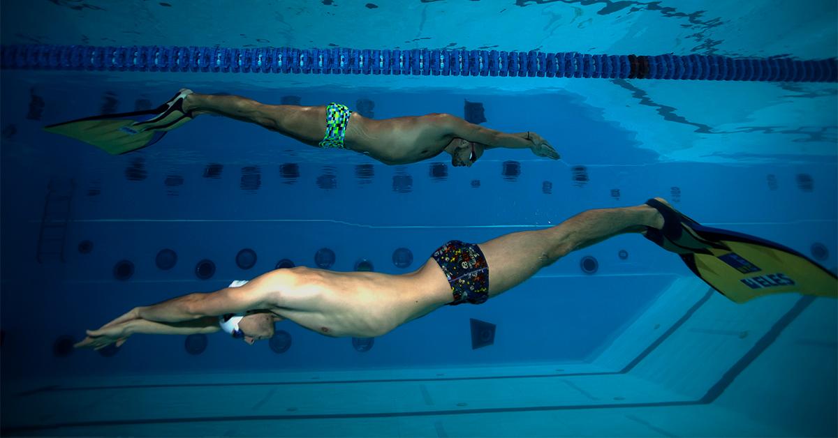 plavanje in potapljanje na dah
