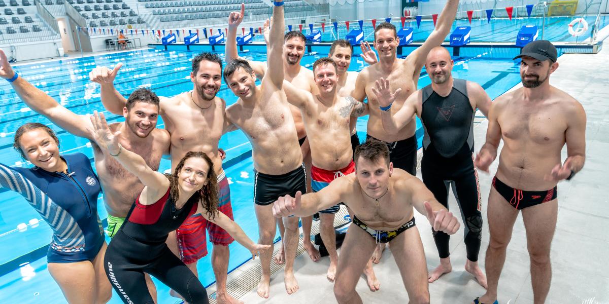 Apnea Slovenija na državnem prvenstvu v prostem potapljanju