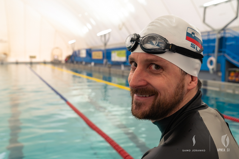 Treningi na bazenu