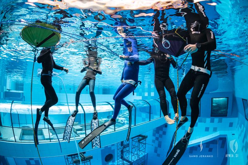 Deepspot pool Poland