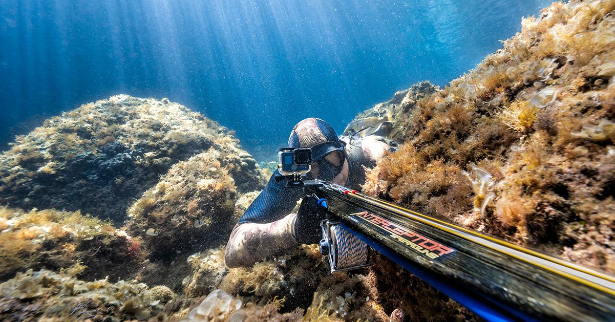 kondicijska priprava na podvodni ribolov