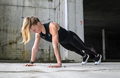 treningi potapljanja na vdih - trening moč