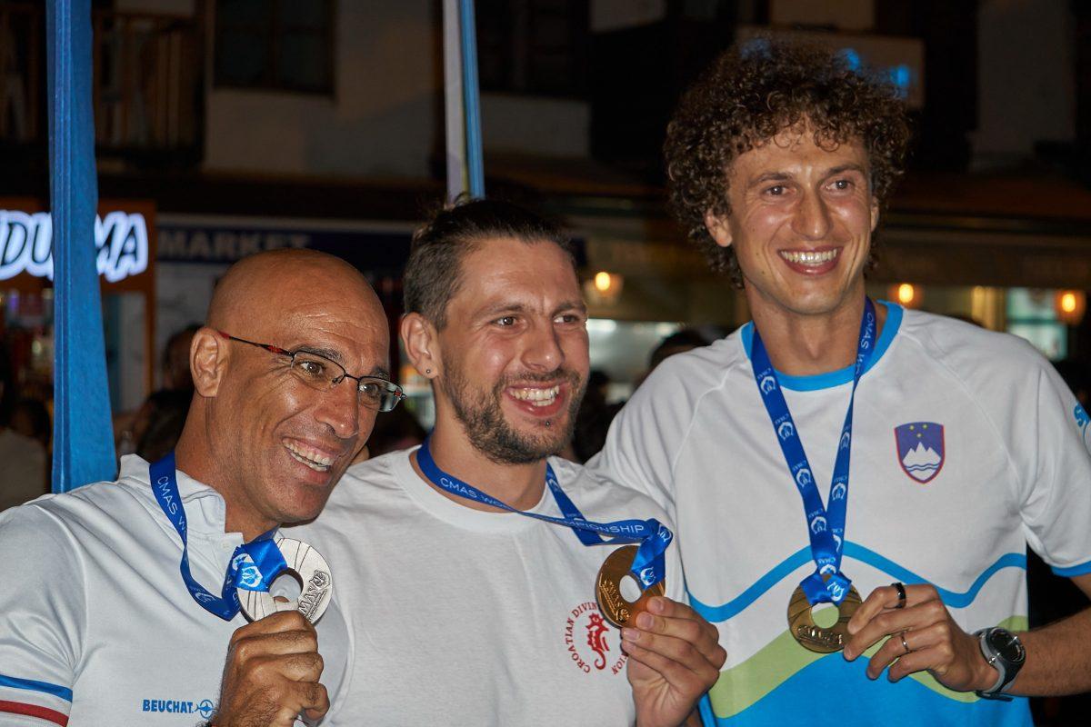 Samo Jeranko, Petar Klovar, Abdel Alouach